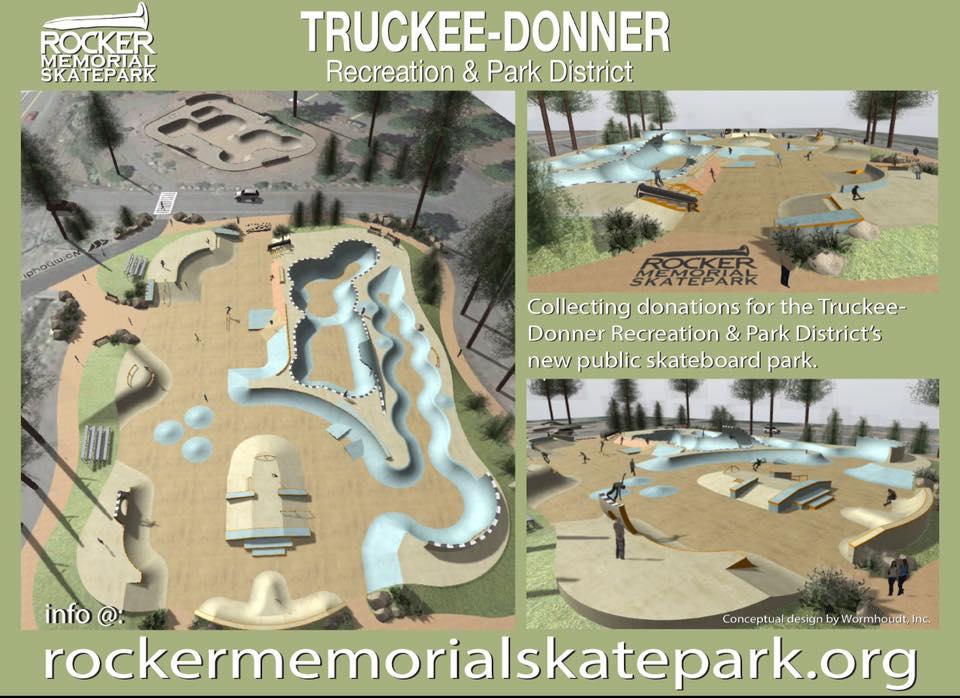 The Rocker Memorial Skatepark Project