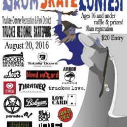 Grom Skate Contest
