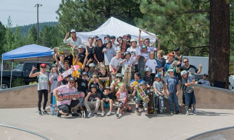 Rocker Memorial Skatepark