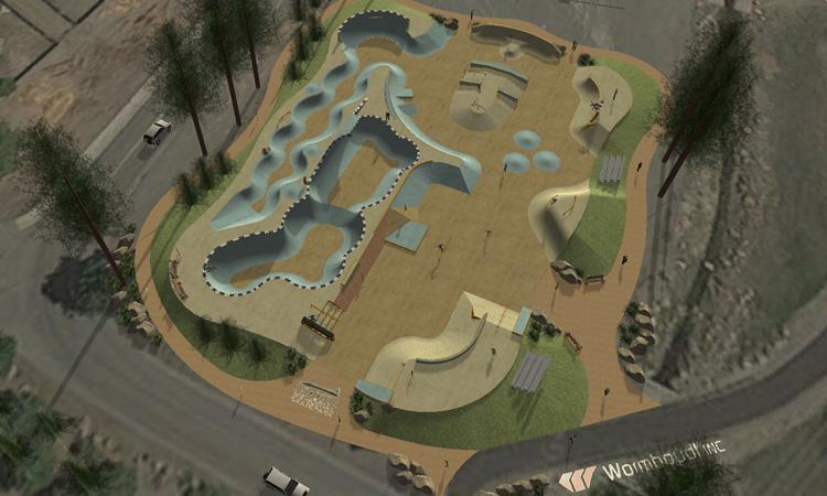 Rocker Memorial Skatepark Fundraising